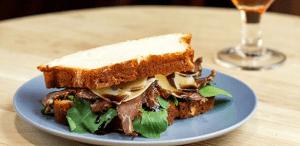 Biltong Sandwich Ideas