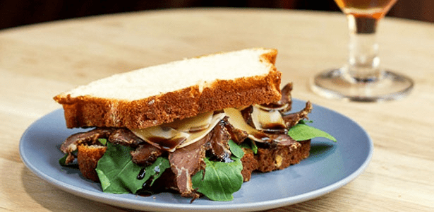 Biltong Sandwich Ideas