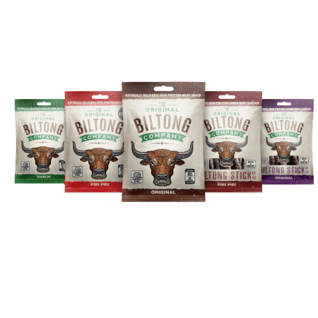 Mixed Selection Box - The Original Biltong Company