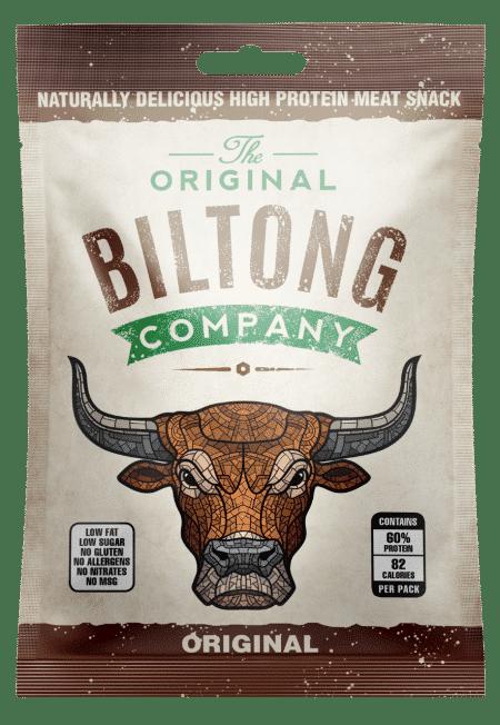 Original beef biltong snack bag - 30g