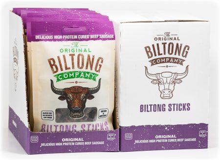 Original Biltong Company - Original Bites Box